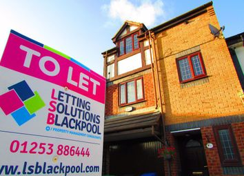 Thumbnail 4 bed property to rent in Teal Court, Blackpool, Lancashire