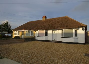 Thumbnail 2 bed semi-detached bungalow for sale in Cokeham Road, Sompting, Lancing