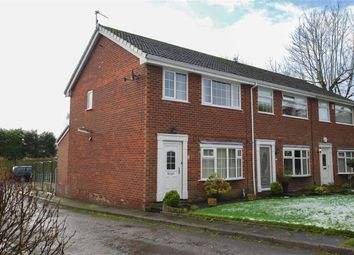 Thumbnail 3 bed end terrace house for sale in Station Road, Bury