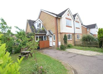 Thumbnail 3 bed semi-detached house for sale in Norfolk Road, Ely