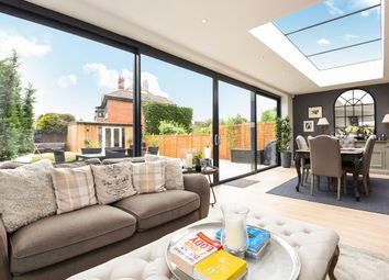 Thumbnail 5 bed semi-detached house for sale in West Barnes Lane, New Malden