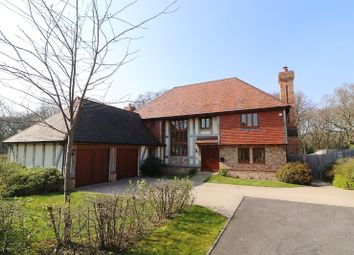 Thumbnail 5 bed detached house for sale in Old Harrier Close, Cooden, Bexhill-On-Sea