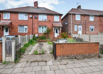 Thumbnail 3 bed semi-detached house for sale in Maltby Road, Mansfield, Nottinghamshire