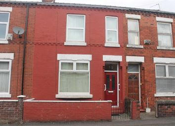 Thumbnail 3 bed terraced house for sale in Cheddar Street, Gorton, Manchester