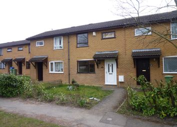 2 bed terraced house to rent in The Boundary, Oldbrook, Milton Keynes MK6
