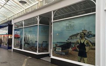Thumbnail Retail premises to let in The Arcade, High Street, Bognor Regis, West Sussex