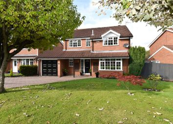 Thumbnail 4 bed detached house for sale in Lineholt Close Oakenshaw South, Redditch