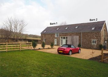 Thumbnail 2 bed barn conversion for sale in Crowsmoor Farm, Aston-On-Clun, Craven Arms, Shropshire