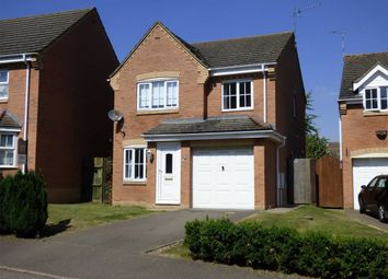 Thumbnail 3 bed detached house for sale in Horncastle Close, Daventry