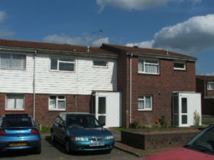 Thumbnail 3 bed terraced house to rent in Cuckfield Close, Crawley