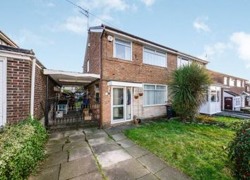 Thumbnail 3 bed semi-detached house for sale in Windmill Road, Worsley, Manchester, Greater Manchester