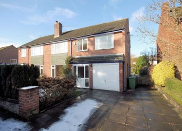 Thumbnail 4 bed property for sale in Meadow Drive, Knutsford