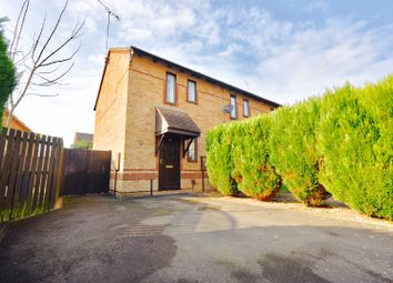 Thumbnail 1 bed end terrace house for sale in Tintern Court, Kettering