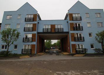 Thumbnail 2 bed flat for sale in Parsons Close, Aldershot