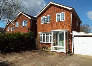Thumbnail 3 bed detached house for sale in Vickers Close, Bournemouth