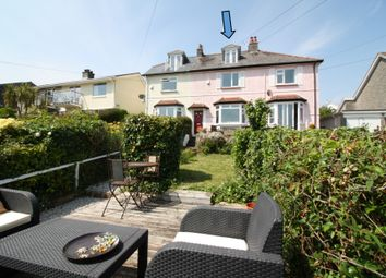 Thumbnail 3 bed terraced house for sale in Court Road, Newton Ferrers, South Devon