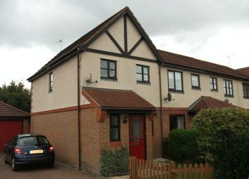 Thumbnail 2 bed terraced house to rent in Tweed Drive, Didcot