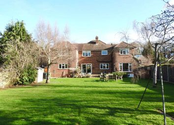 Thumbnail 6 bed detached house for sale in Hazel Way, Fetcham, Leatherhead