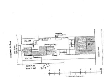 Thumbnail Land for sale in Southwell Road East, Rainworth, Mansfield