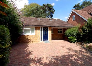 Thumbnail 3 bed detached bungalow for sale in The Ridgeway, Watford