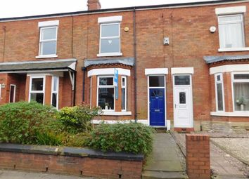 Thumbnail 3 bed terraced house for sale in Hyde Road, Woodley, Stockport