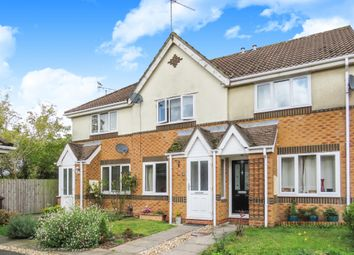 Thumbnail 2 bed terraced house for sale in Hackwood Close, Andover