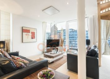 Thumbnail 2 bed flat for sale in Capital East Apartments, 21 Western Gateway, London