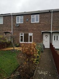 Thumbnail 3 bed terraced house to rent in Knights Close, Eaton Socon, St. Neots, Cambridgeshire