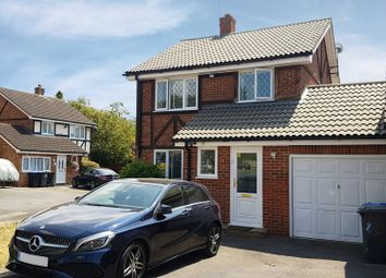 Thumbnail 4 bed detached house for sale in Ravenfield, Egham, Surrey