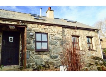 Thumbnail 4 bedroom cottage for sale in Llanberis, Caernarfon