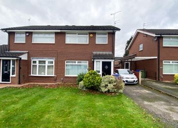 Thumbnail 3 bed semi-detached house for sale in Lobelia Grove, Beechwood, Runcorn