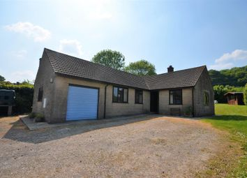 Thumbnail 3 bed detached bungalow to rent in Plush, Dorchester