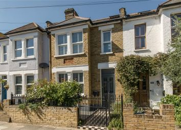 Thumbnail 3 bed terraced house for sale in Florence Road, Wimbledon, London