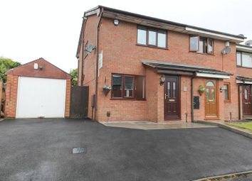 Thumbnail 2 bed town house for sale in Walney Road, Winstanley, Wigan