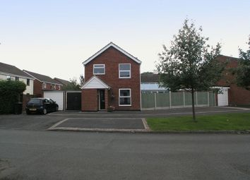 Thumbnail 3 bed detached house for sale in Brierley Hill, Withymoor Village, Tilston Drive