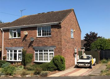 Thumbnail 2 bed semi-detached house for sale in Grizedale Grove, Bingham, Nottingham