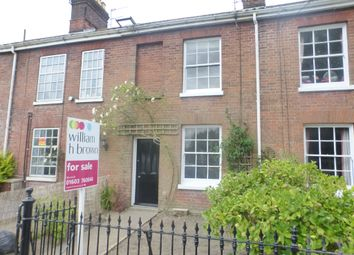 Thumbnail 2 bedroom terraced house for sale in Russell Terrace, Trowse, Norwich