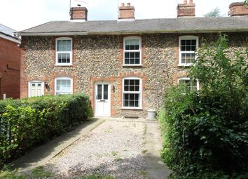 Thumbnail 2 bed cottage to rent in Southgate Street, Bury St. Edmunds