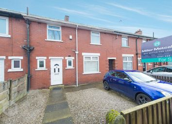 Thumbnail 3 bed terraced house for sale in Westminster Avenue, Whitefield, Manchester