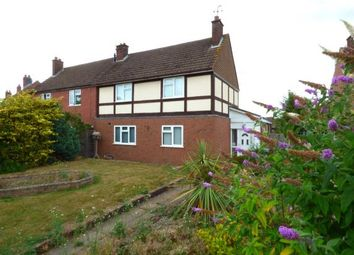Thumbnail 3 bed semi-detached house for sale in Prince Avenue, Haughton, Stafford, Staffordshire