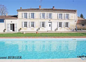 Thumbnail 3 bed property for sale in Poitou-Charentes, Charente-Maritime, Saintes