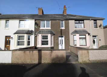 Thumbnail 3 bed terraced house to rent in Waver Street, Silloth, Wigton