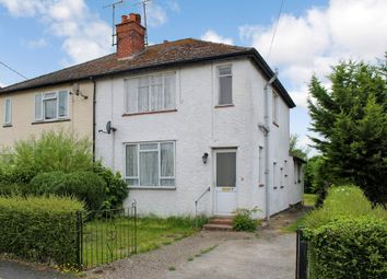 Thumbnail 3 bed semi-detached house for sale in Westfields, Compton, Newbury