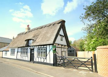 Thumbnail 4 bed cottage for sale in Silver Street, Buckden, St. Neots