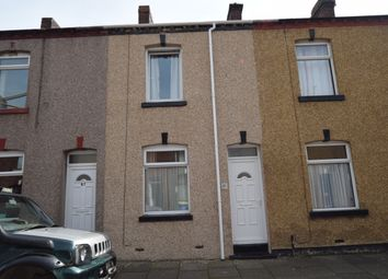 Thumbnail 2 bed terraced house for sale in Melbourne Street, Barrow-In-Furness
