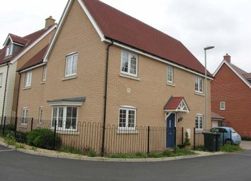 4 bed detached house for sale in Clarke Close, Stansted CM24