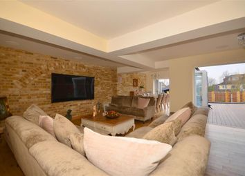 Thumbnail 4 bedroom detached house for sale in Great Lawn, Ongar, Essex