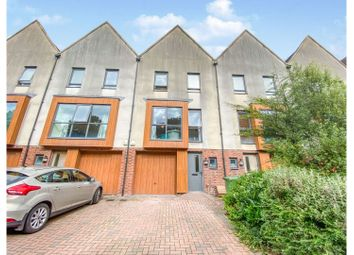 3 bed town house for sale in Bartley Wilson Way, Cardiff CF11