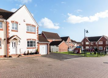 Thumbnail 3 bed end terrace house for sale in Standfast Place, Taunton