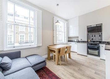 Thumbnail 1 bed flat to rent in Moreton Place, London